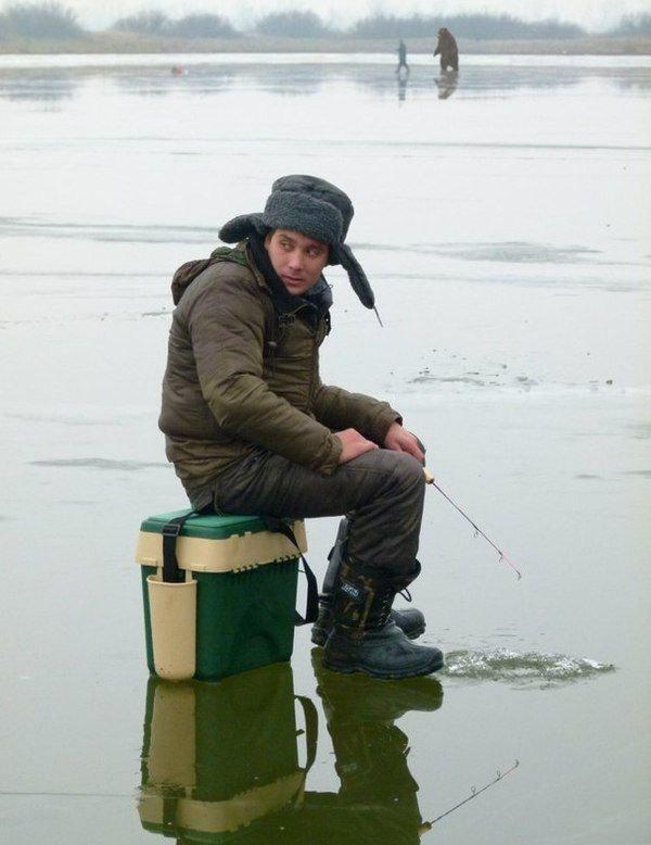 bearfishing